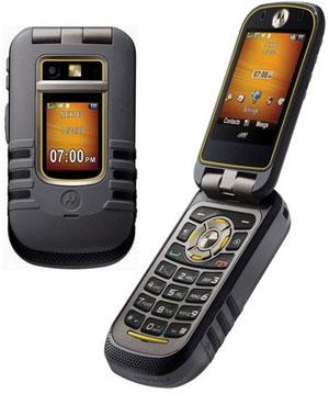 Motorola Brute i680 has military standard