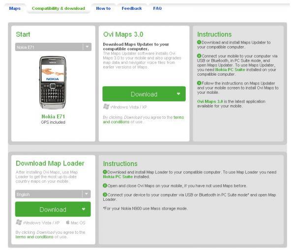 Installation Ovi Maps on Nokia Phone « Bates70's Blog on