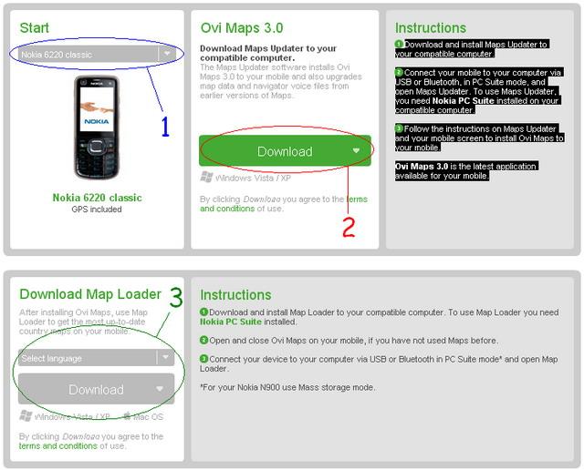 download nokia map loader 3